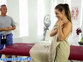 babe  busty  massage