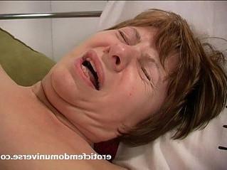 dildo  grandma  horny