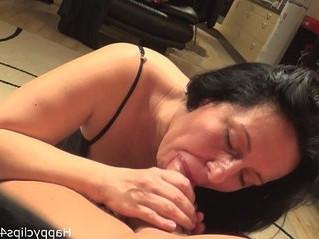stepmom  sucking