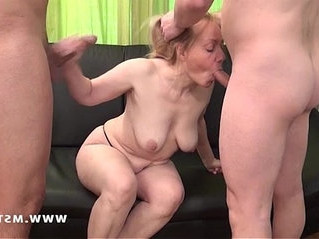 cougar  teasing
