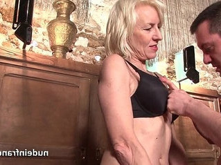 amateur   cum   french