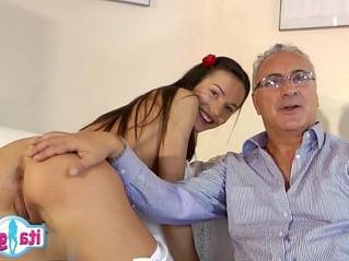 awesome  blowjob  grandpa