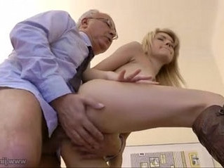 anal  cum  old and young