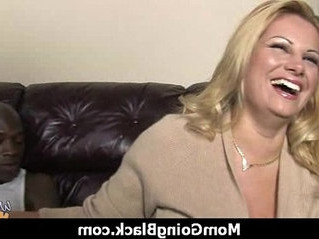 black   horny   mom