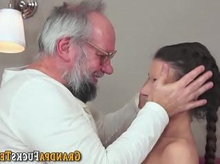 fuck  grandpa  petite
