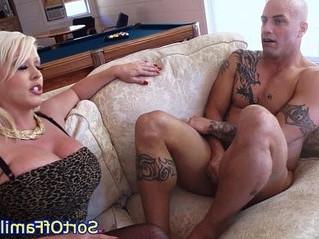 cock sucking  cougar  stepdaughter