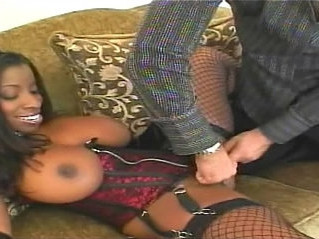 black woman  boobs  fuck