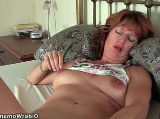 cougar   masturbation   mature