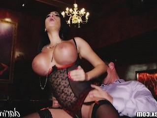 babe  huge tits  lingerie
