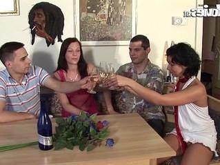 amateur  german  party