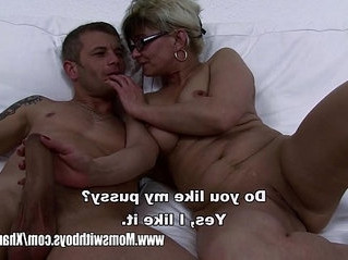 mature   stepmom   stepson