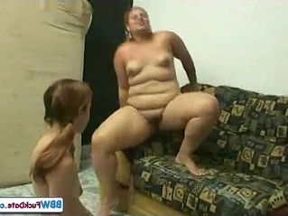 bbw   old and young   teen