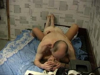 amateur   girl   old man