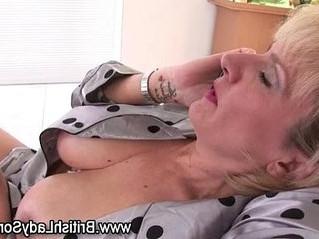 british  lady  mature